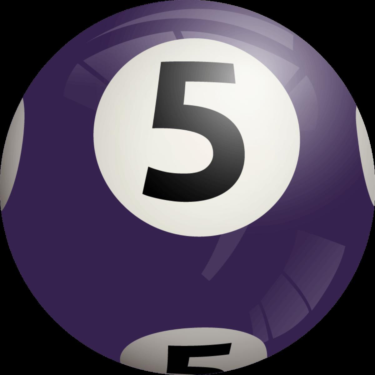 Bingo ball 3