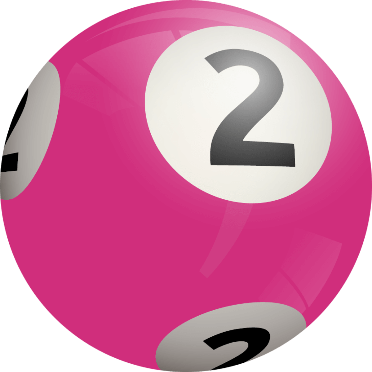 Bingo ball 5