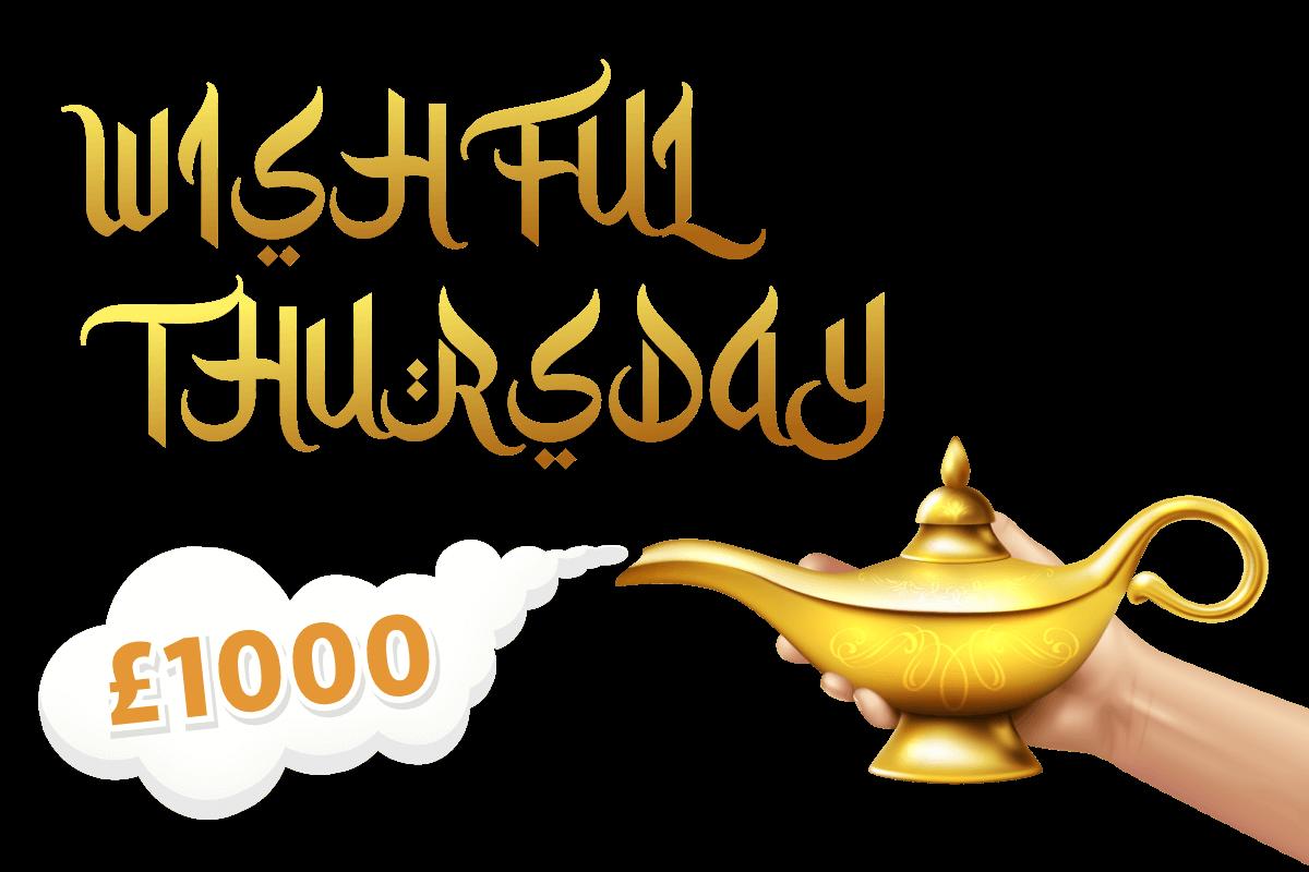 Wishful Thursdays