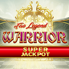 Fae Legend Warrior Super Jackpot